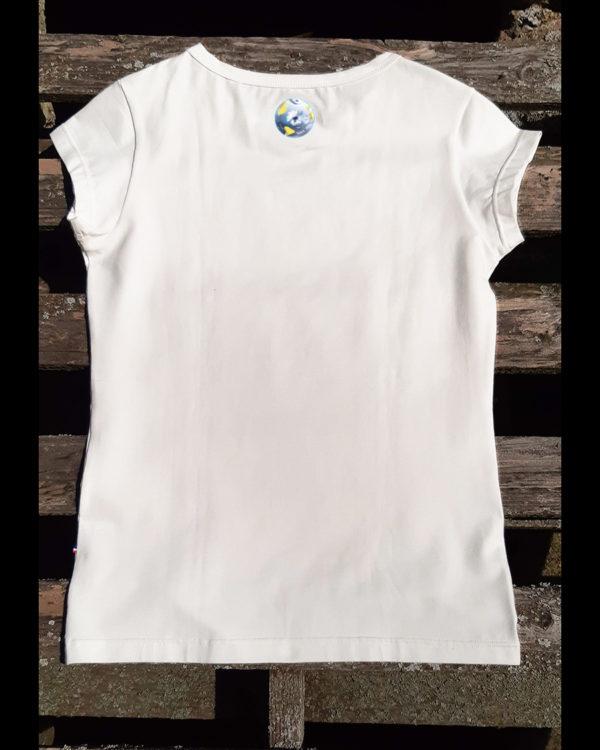 t-shirt de robin millie quand les beautés sont infinies laissons-les vivre