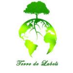 Logo terre de labels pour Robin Millie