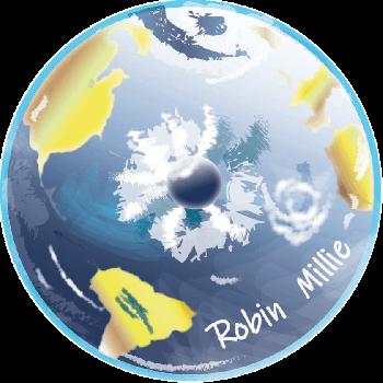 logo de la marque Robin Millie