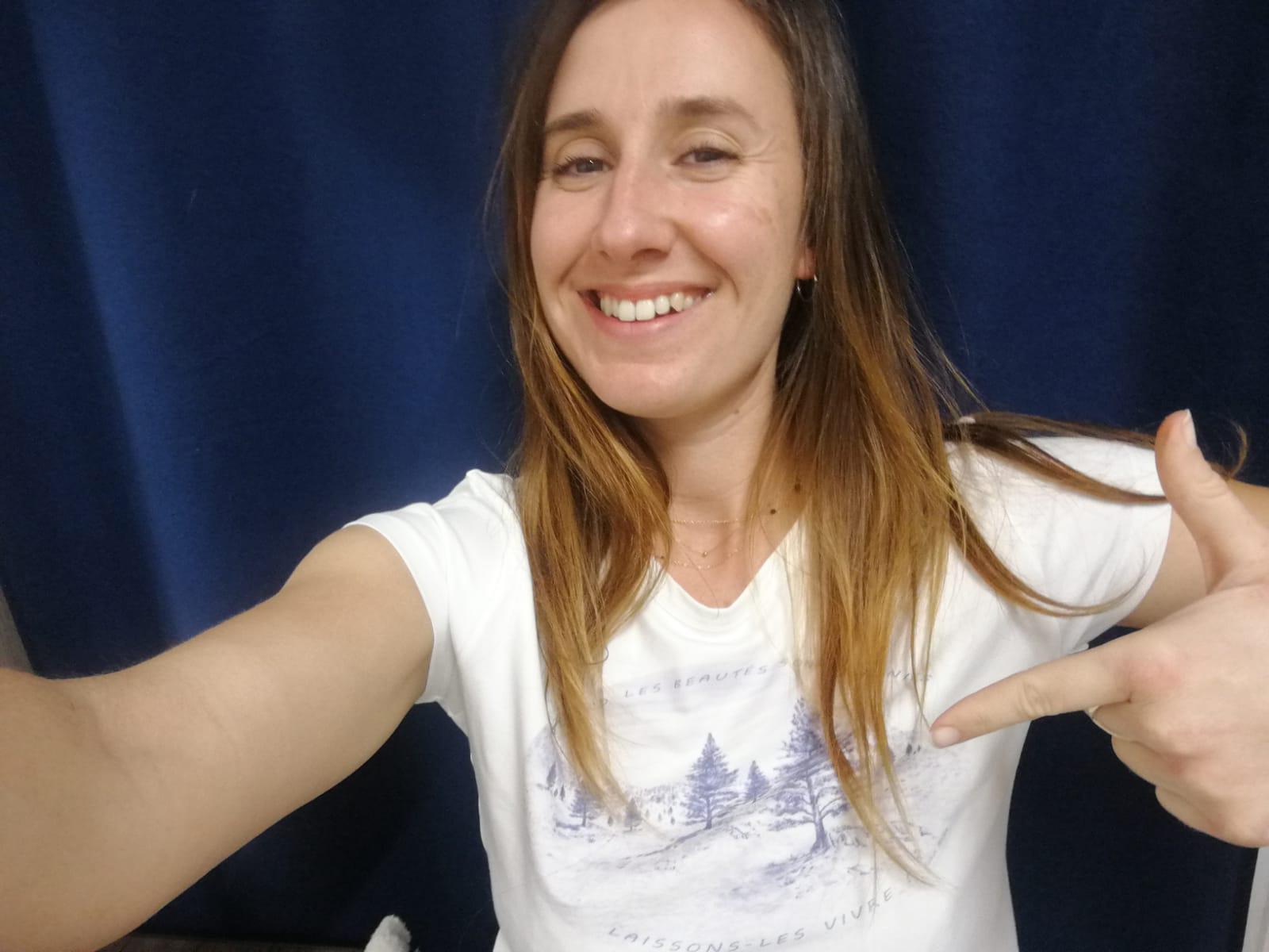 T-shirt Robin Millie quand les beautés sont infinies laissons les vivre